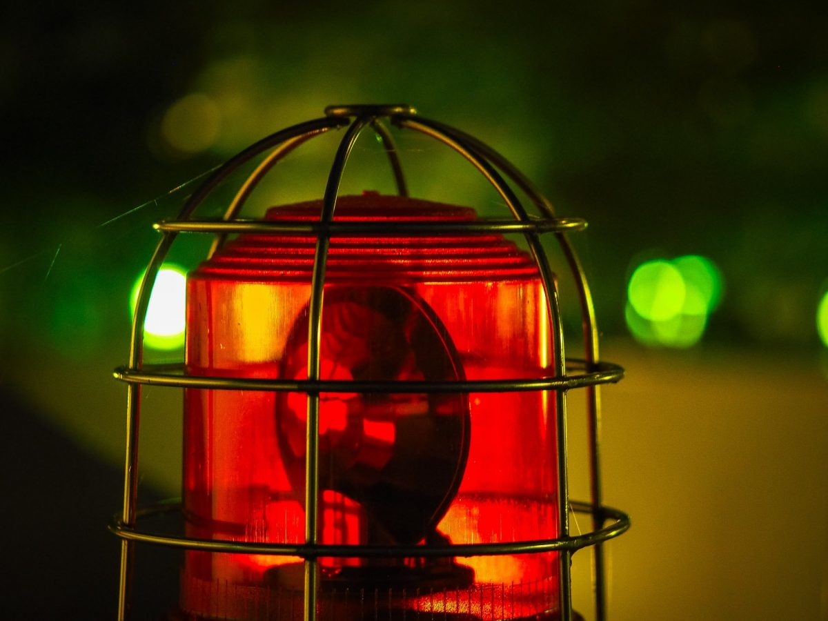 Revolving Emergency Signal Light | Kids Car Donations