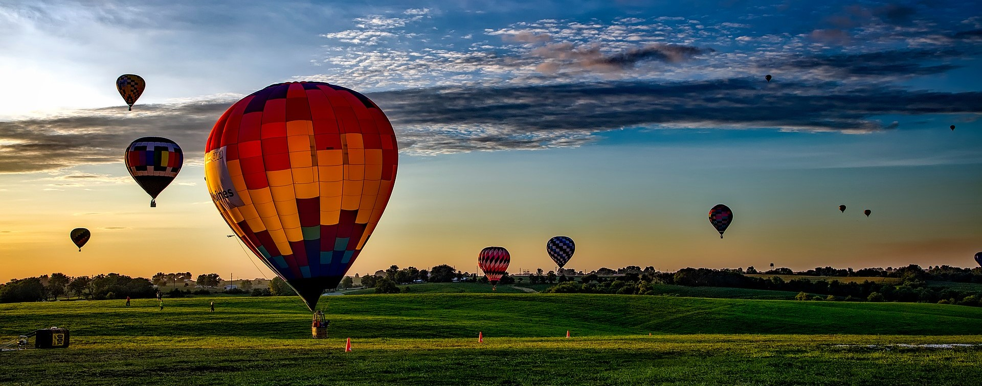 Hot Air Balloon Festival in Iowa | Kids Car Donations