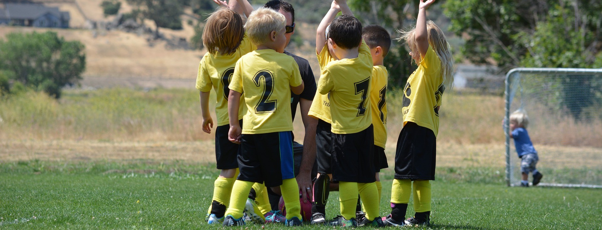 Kids Teaming up for a Soccer Game in South Dakota | Kids Car Donations