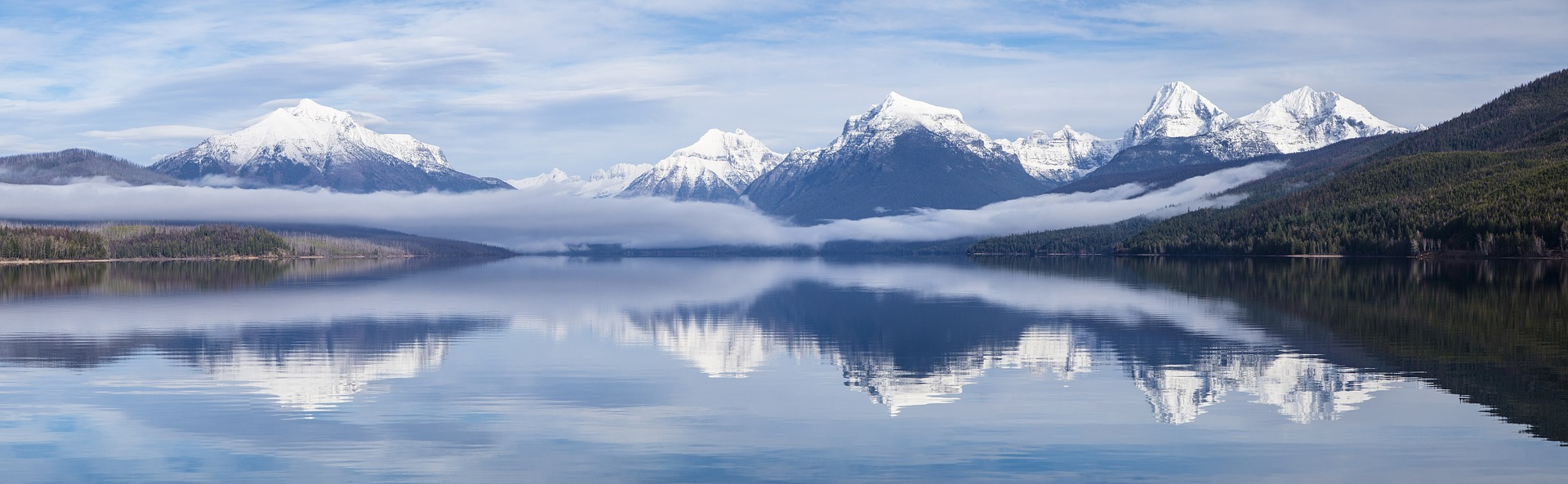 Lake Mcdonald, the largest lake in Glacier Park in Montana | Kids Car Donations