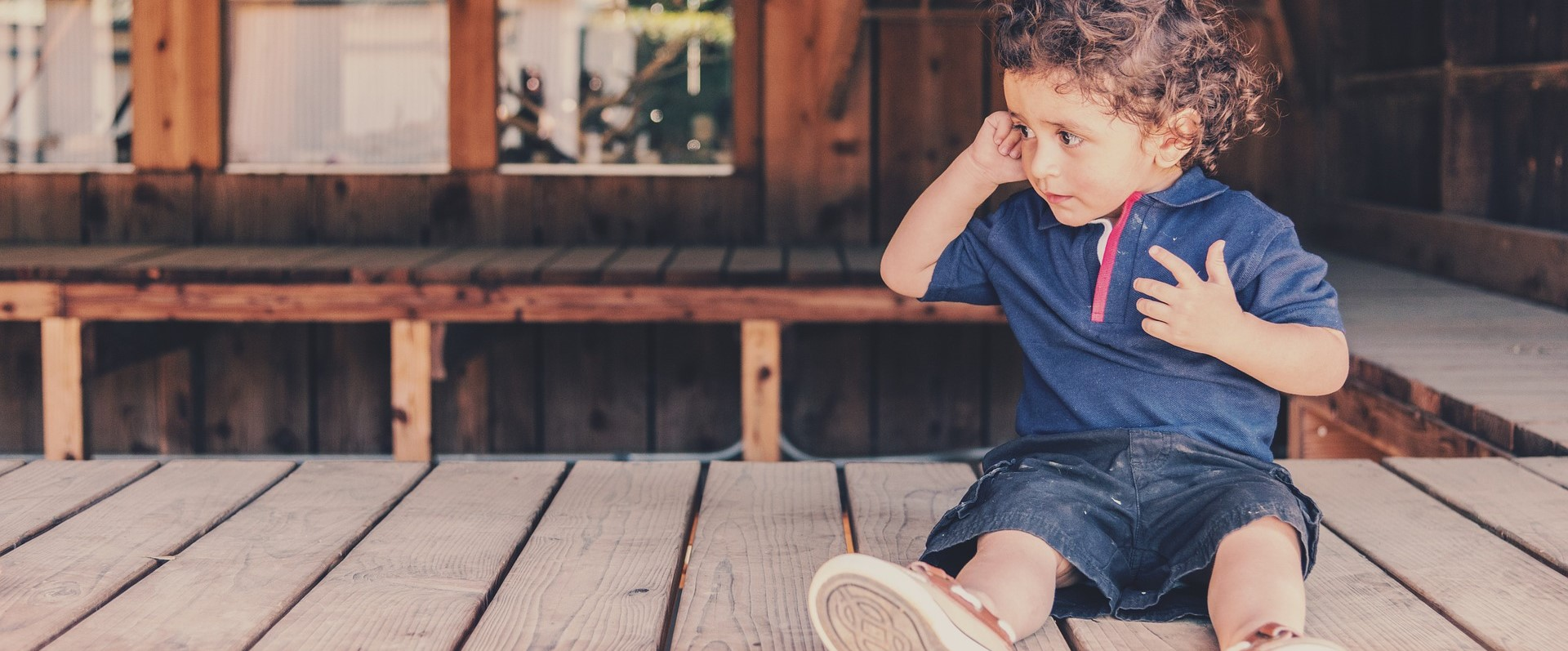 Little Boy Relaxing in Colorado | Kids Car Donations