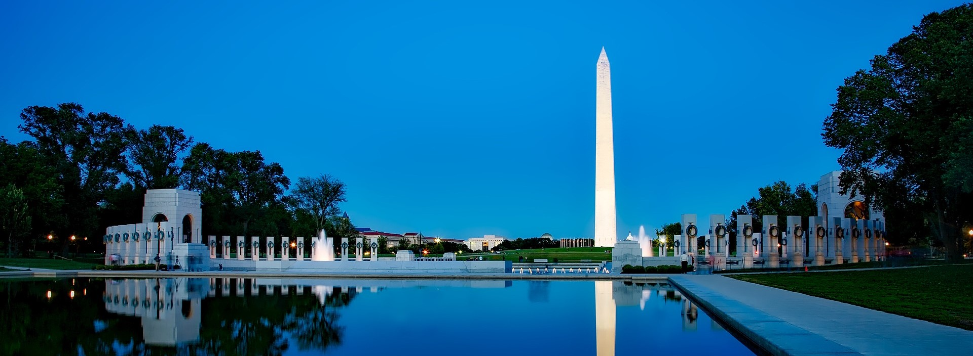 National World War II Memorial is a memorial in Washington DC | Kids Car Donations