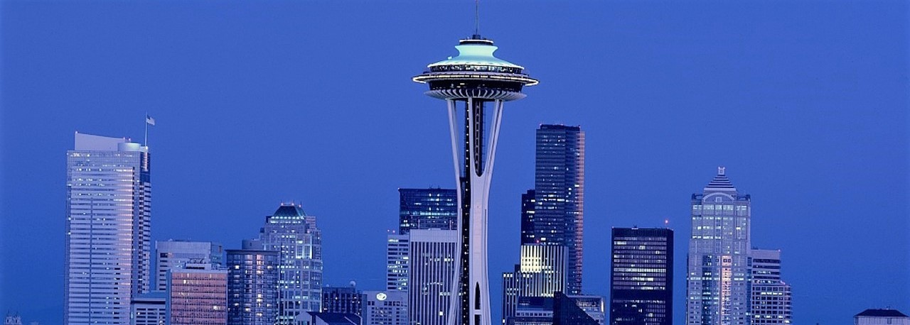 Space Needle Tower is an observation tower in Seattle, Washington | Kids Car Donations