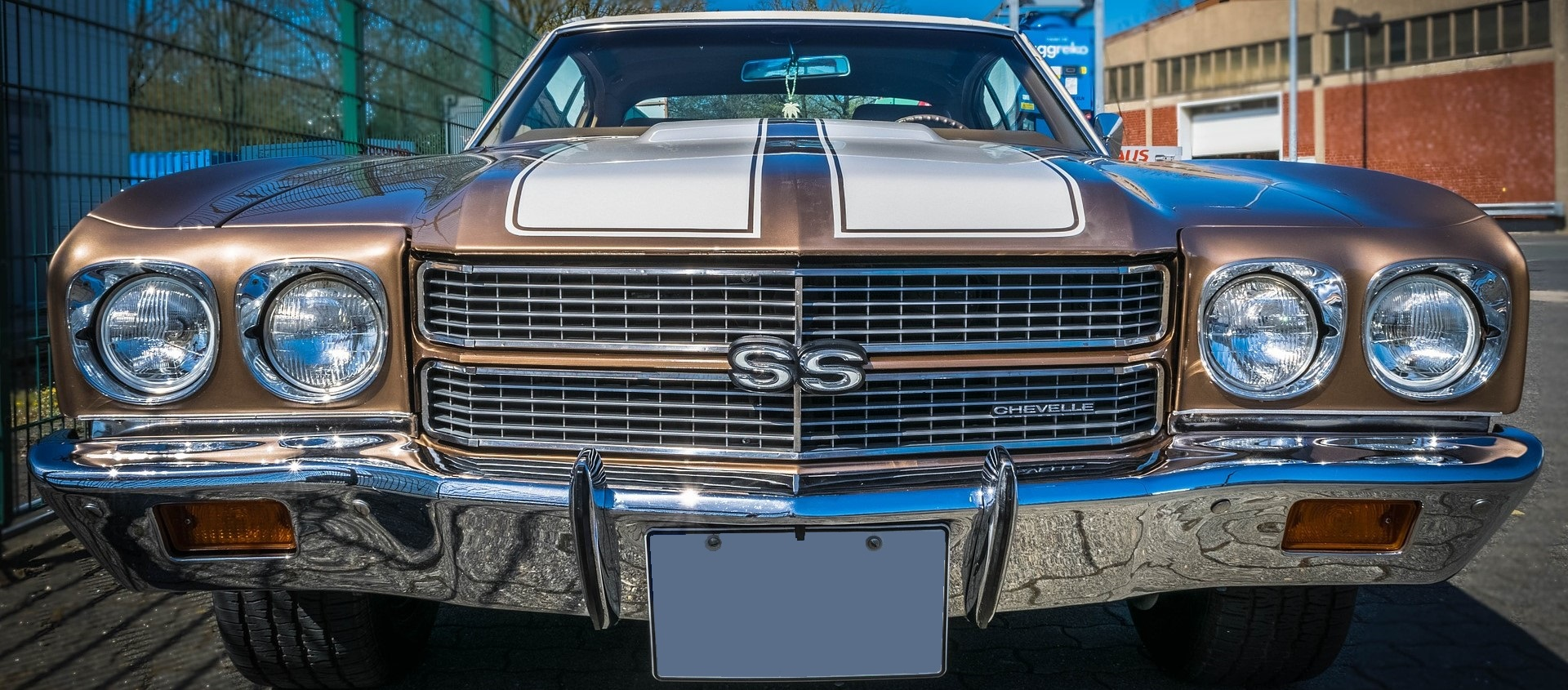 Classic Chevelle in San Diego, California | Kids Car Donations