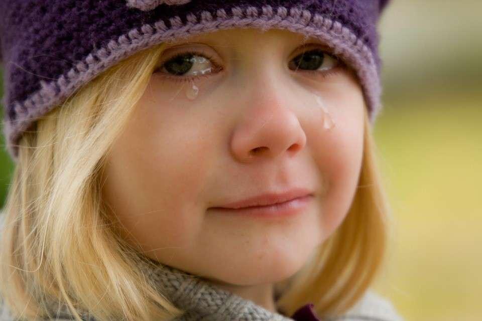Crying Kid | Kids Car Donations
