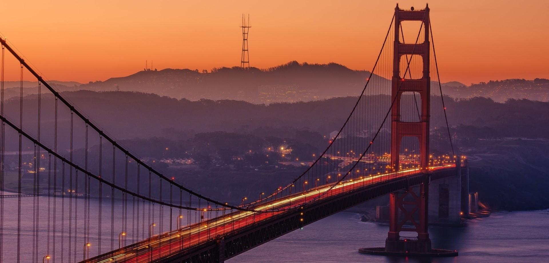 The Golden Gate Bridge in San Francisco, California | Kids Car Donations
