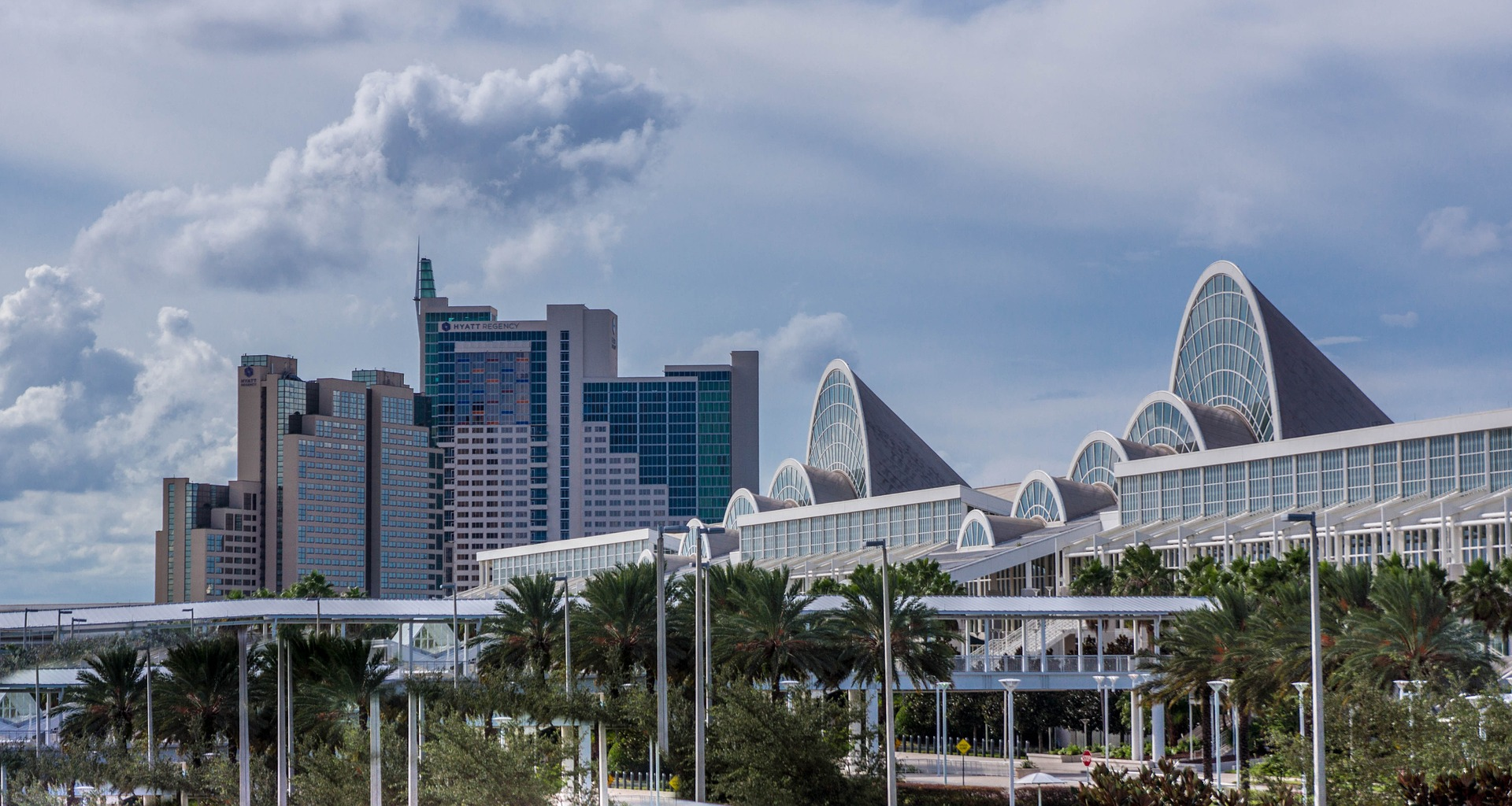 Orlando, Florida Skyline | Kids Car Donations