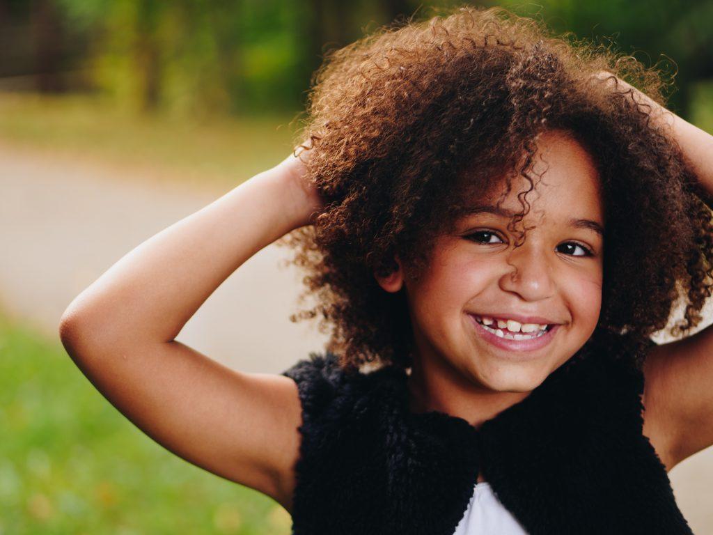 Little Girl in Field | Kids Car Donations