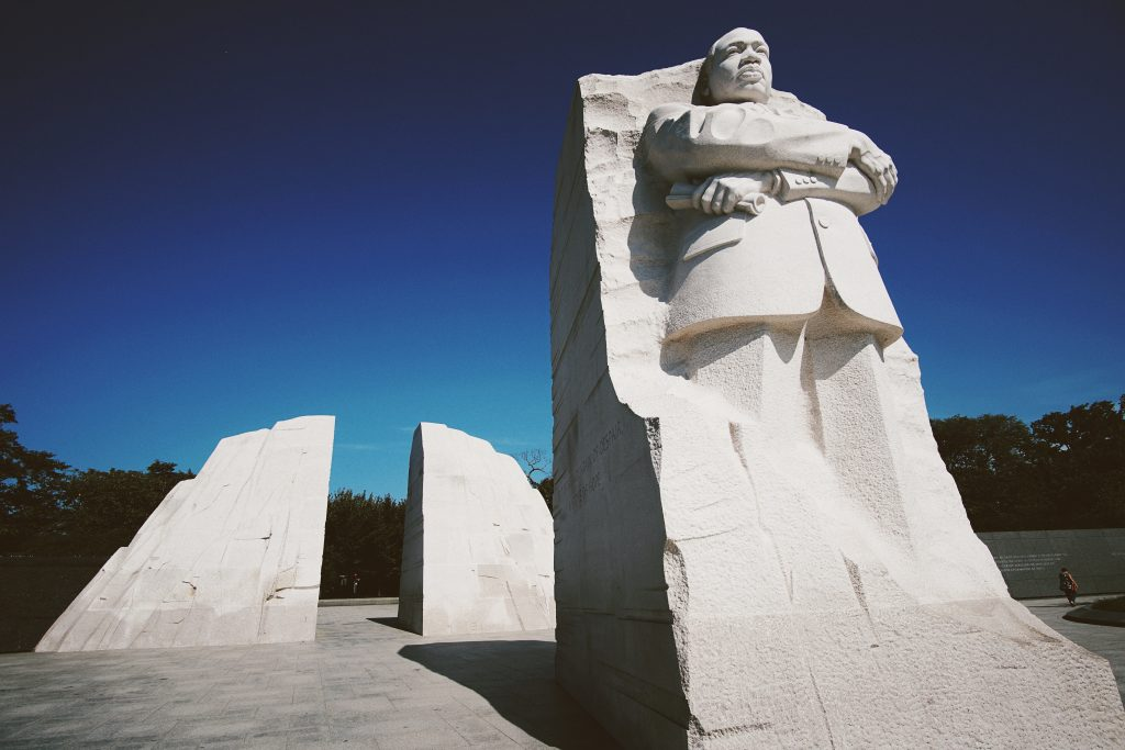Martin Luther King, Jr. Monument in Washington DC | Kids Car Donations