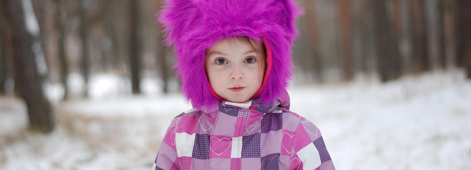 Little Girl on Winter | Kids Car Donations
