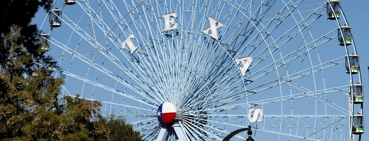 Ferris Wheel Ride in Texas | Kids Car Donations