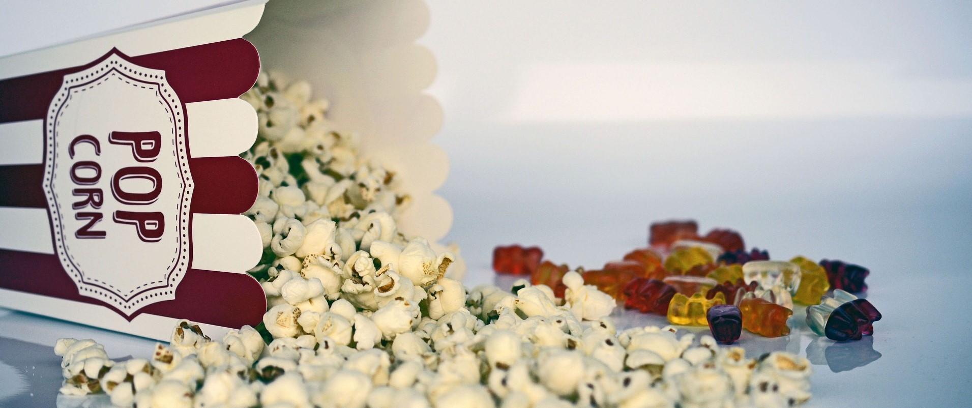 Movie Popcorn   Kids Car Donations