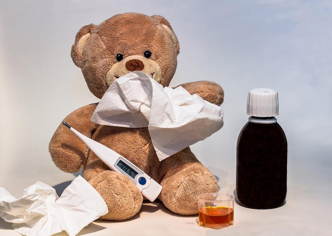 Common Illnesses in Children   Kids Car Donations