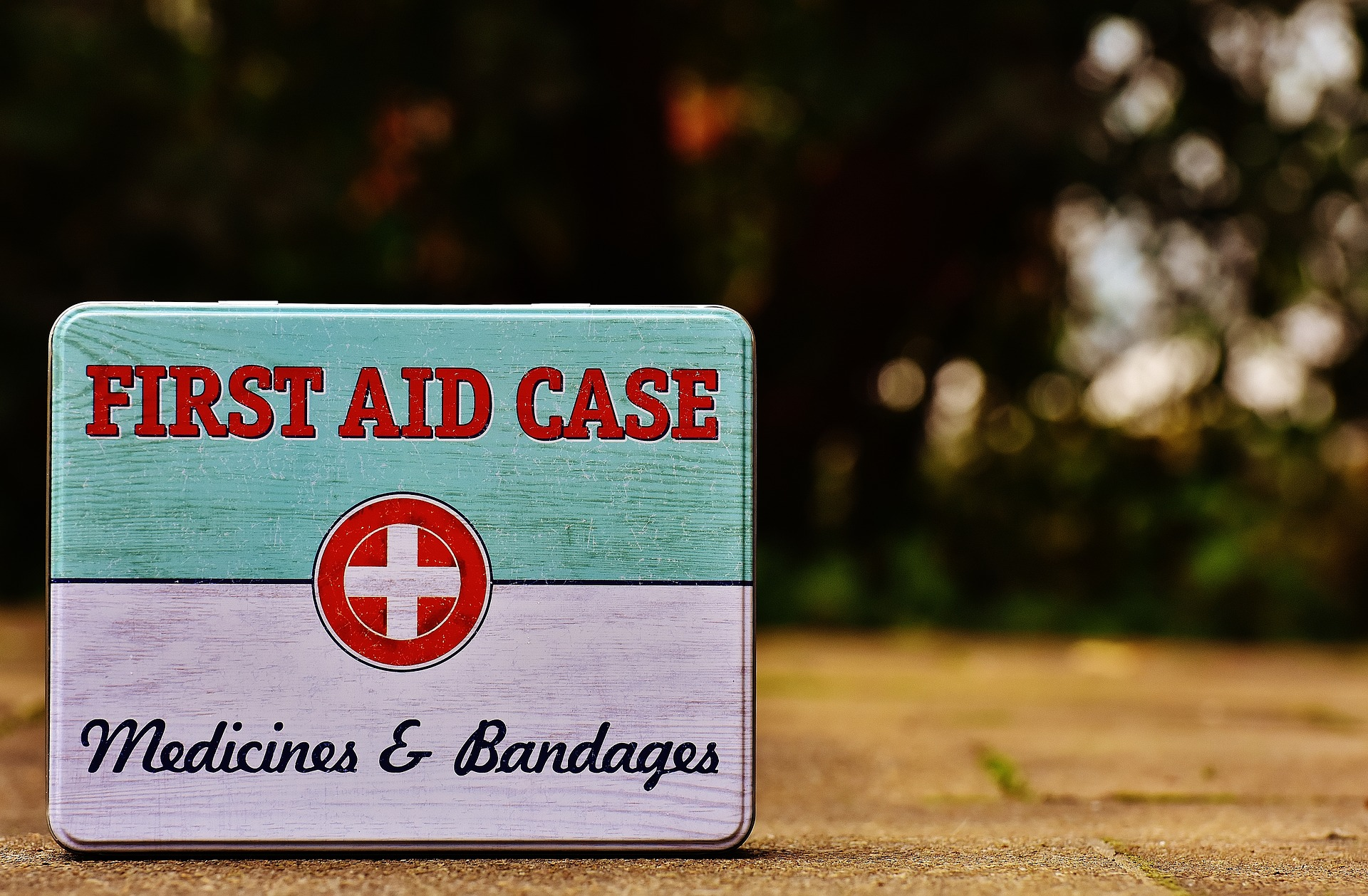 First Aid Case | Kids Car Donations