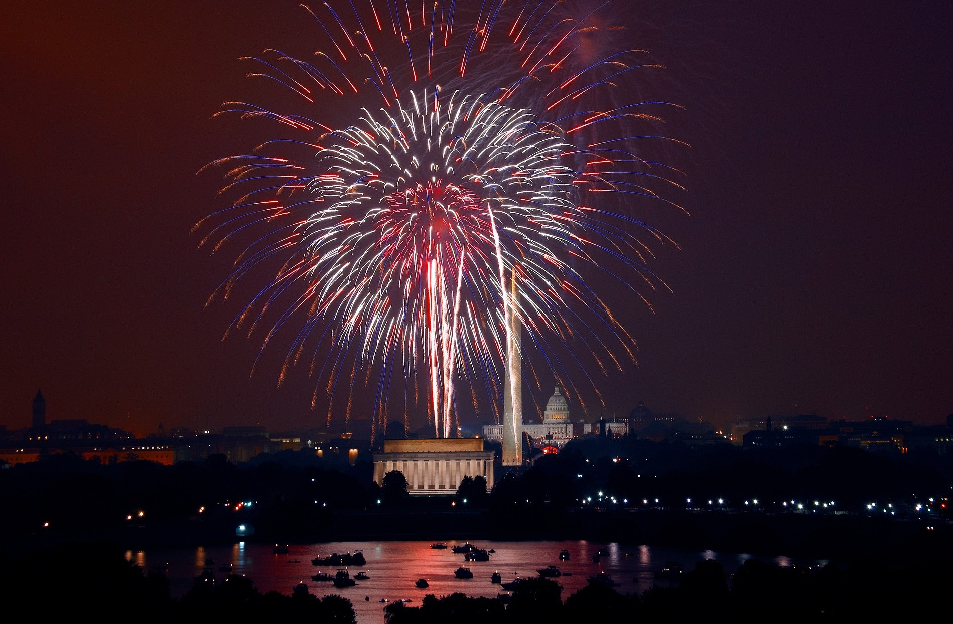 Fireworks on Fourth of July | Kids Car Donations