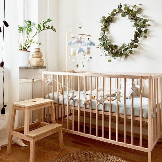 A Touch of Nature Nursery Design | Kids Car Donations