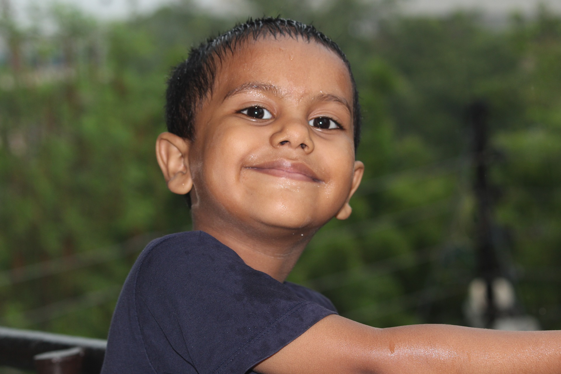 Happiness on a Kid | Kids Car Donations