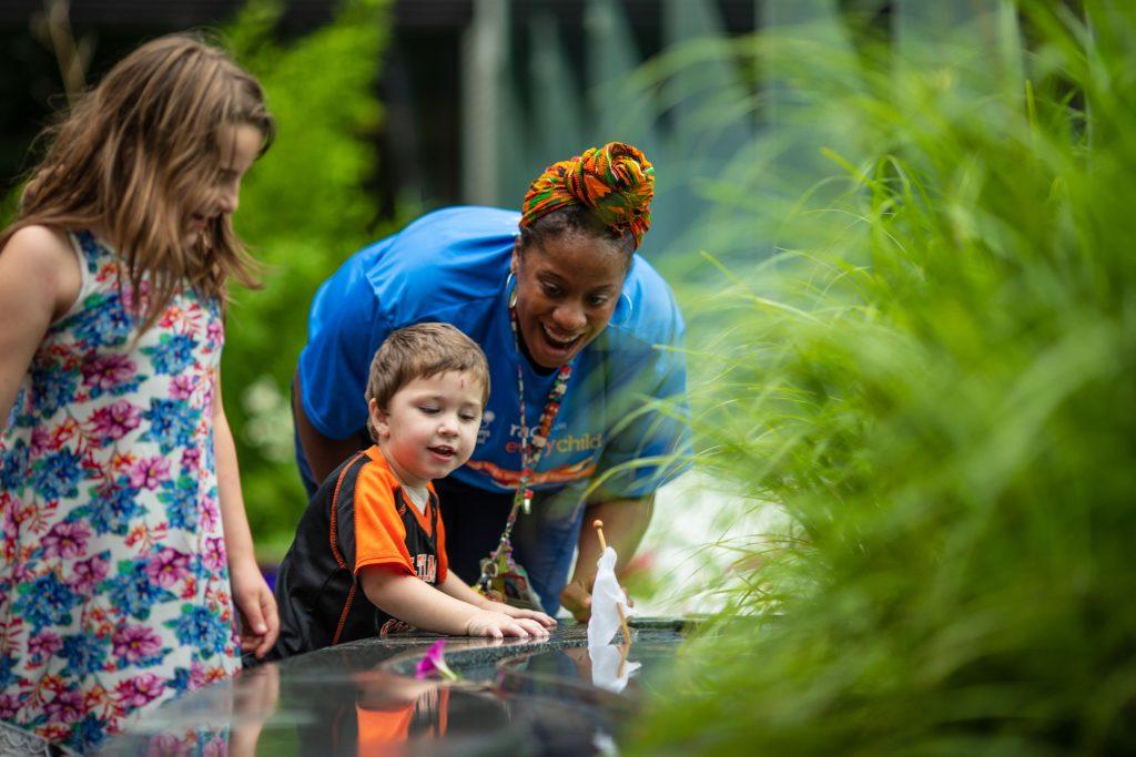 Healing Garden Childrens National | Kids Car Donations