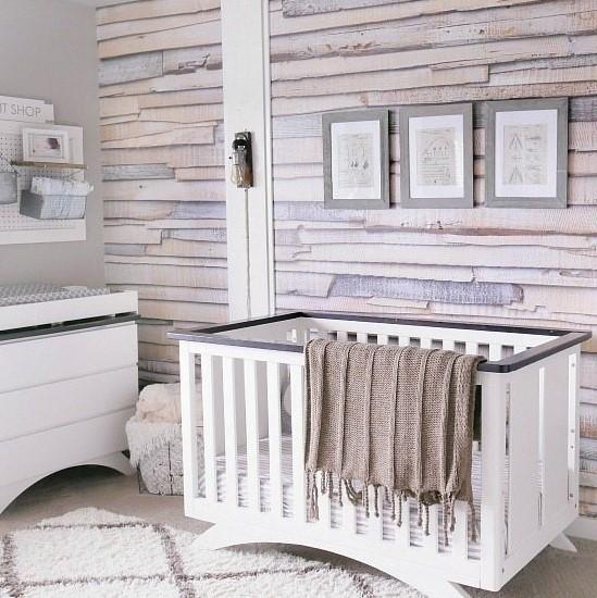 Rustic Farmhouse Nursery Design | Kids Car Donations