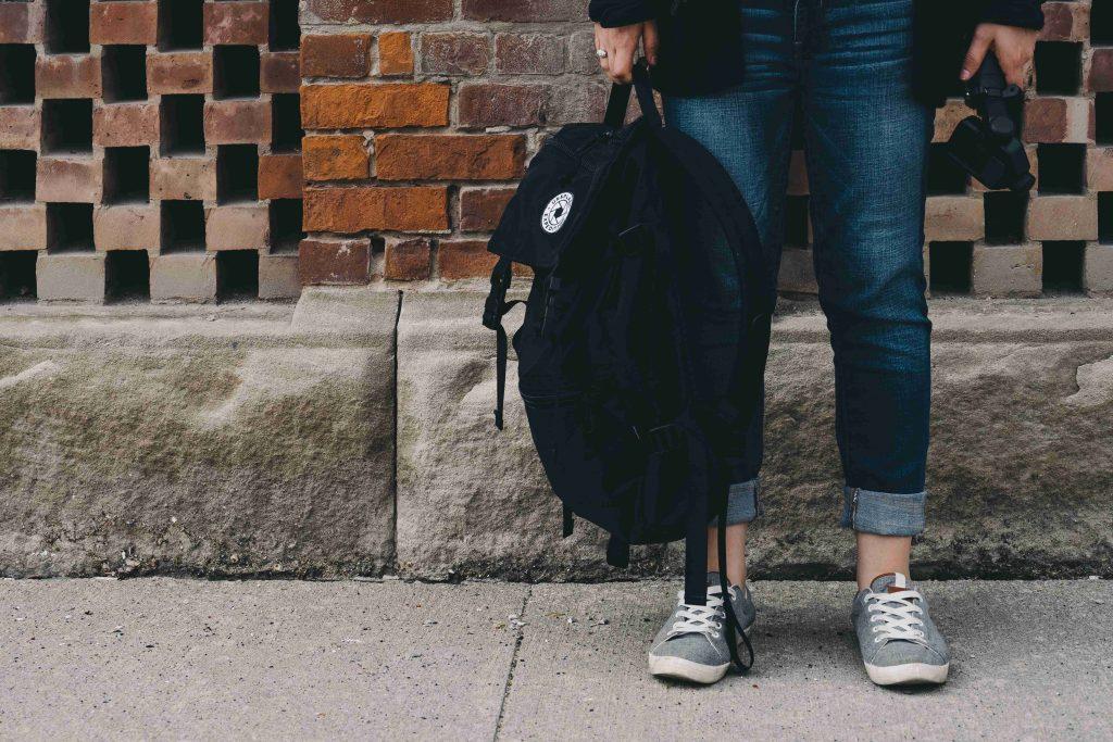 Black Backpack | Kids Car Donations