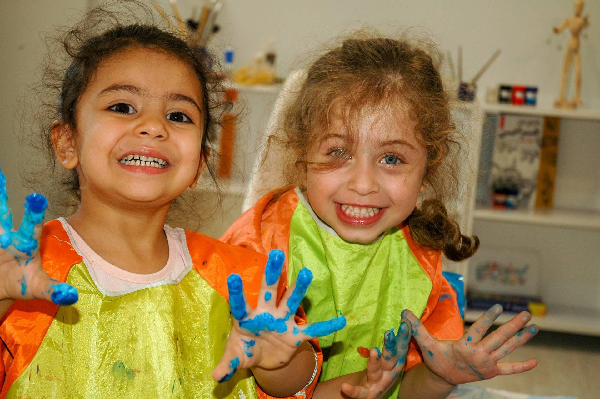 Kids in an Art Class | Kids Car Donations