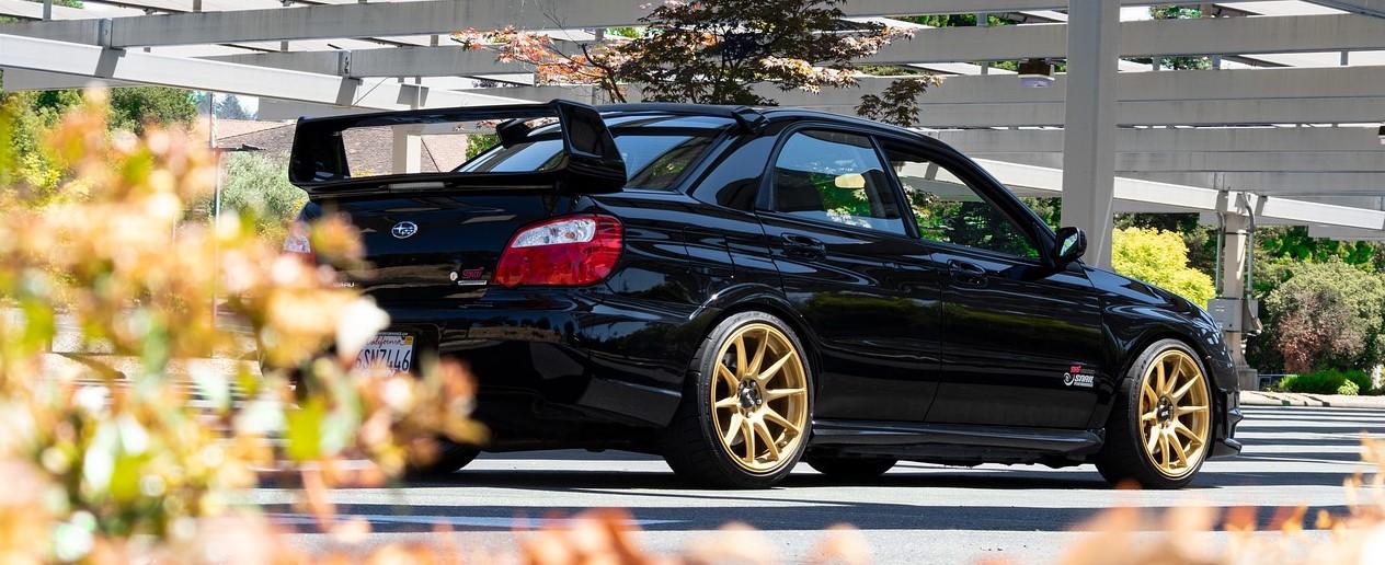 Black Subaru Car in San Bernardino, California | Kids Car Donations