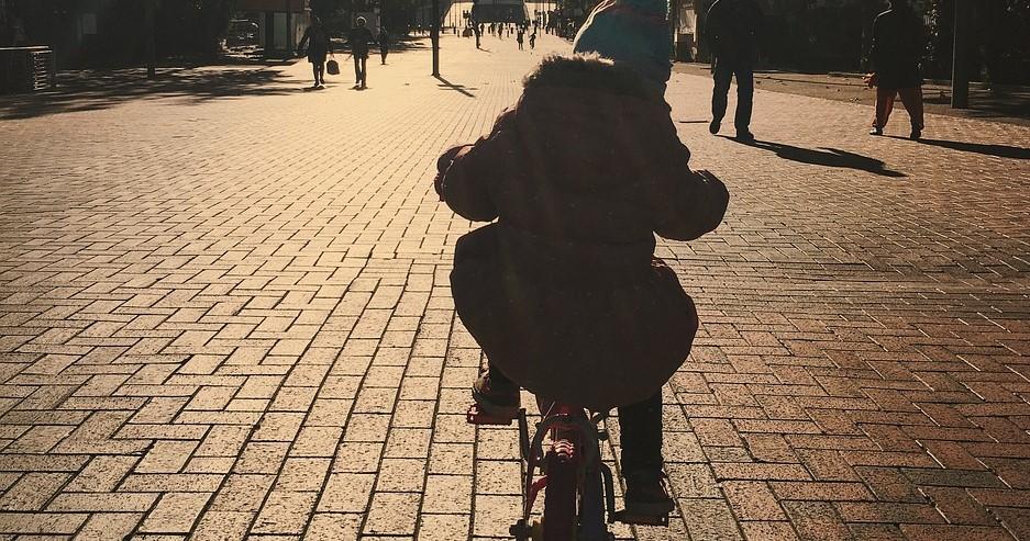 Kid Cycling in Kansas City, Missouri | Kids Car Donations