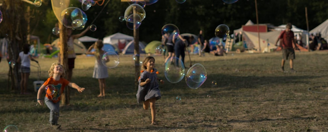Kids Playing in Modesto, California | Kids Car Donations