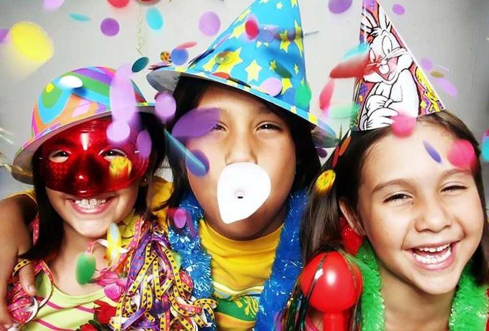 Kids New Year's Eve Party | Kids Car Donations