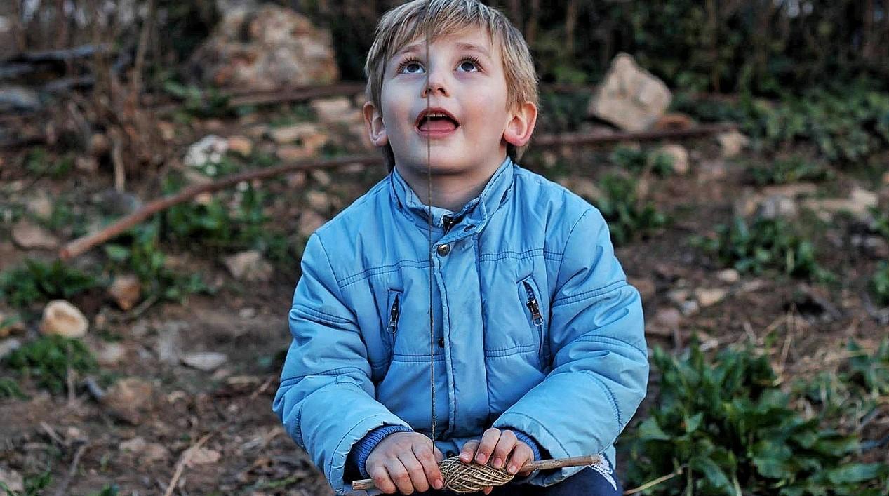 Little Boy Playing in Richmond, Virginia | Kids Car Donations