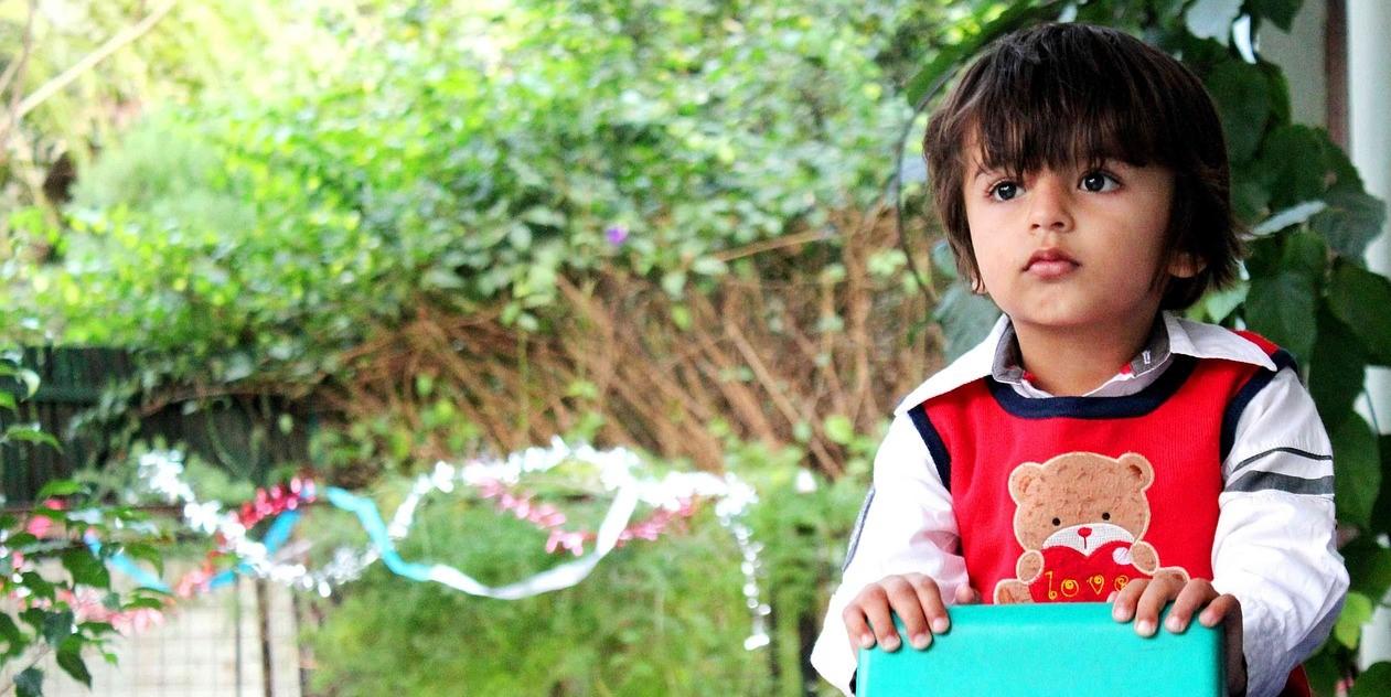 Little Kid in Lubbock, Texas | Kids Car Donations