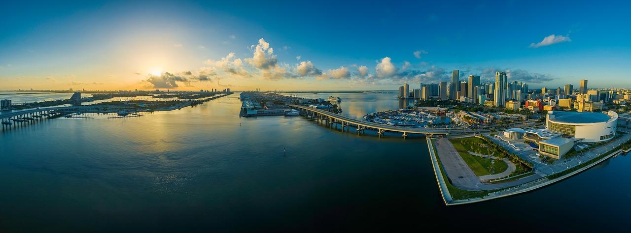 Miami, Florida Panorama | Kids Car Donations