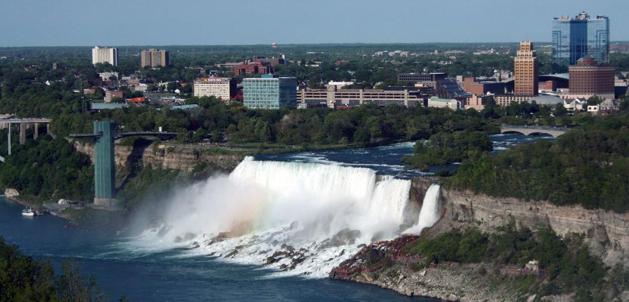 Niagara Falls in Buffalo, New York | Kids Car Donations