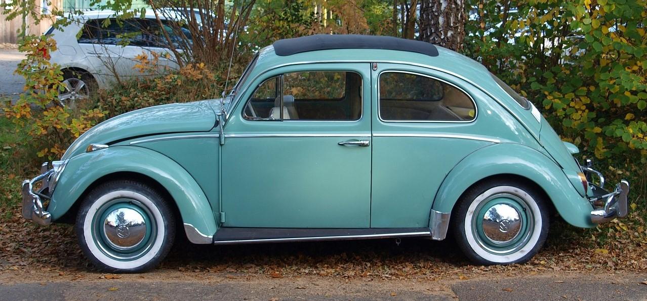 Oldtimer Beetle in Boston, Massachusetts   Kids Car Donations