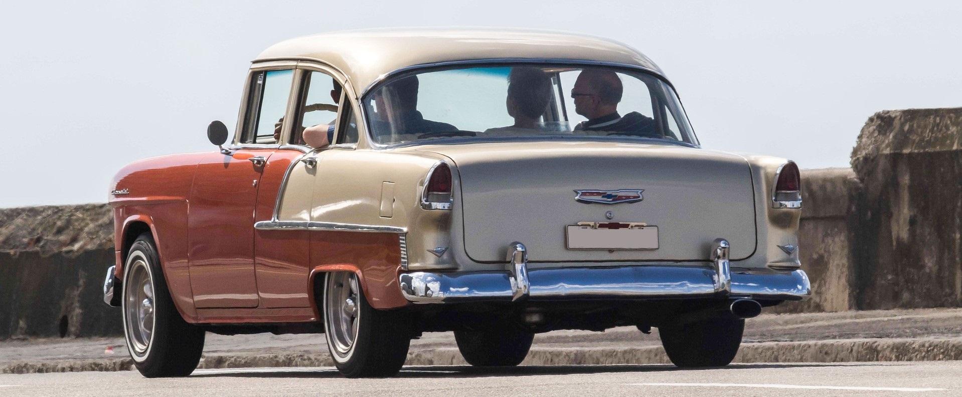 Oldtimer Car in Aurora, Colorado | Kids Car Donations