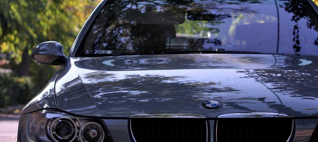 Silver BMW Car | Kids Car Donations