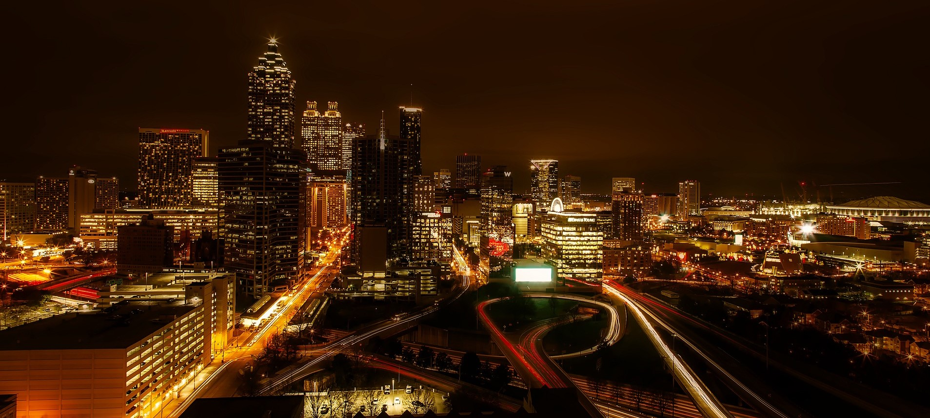 Atlanta, Georgia Skyline | Kids Car Donations