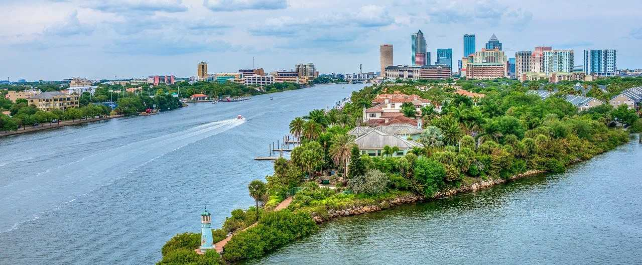 View from Tampa, Florida | Kids Car Donations