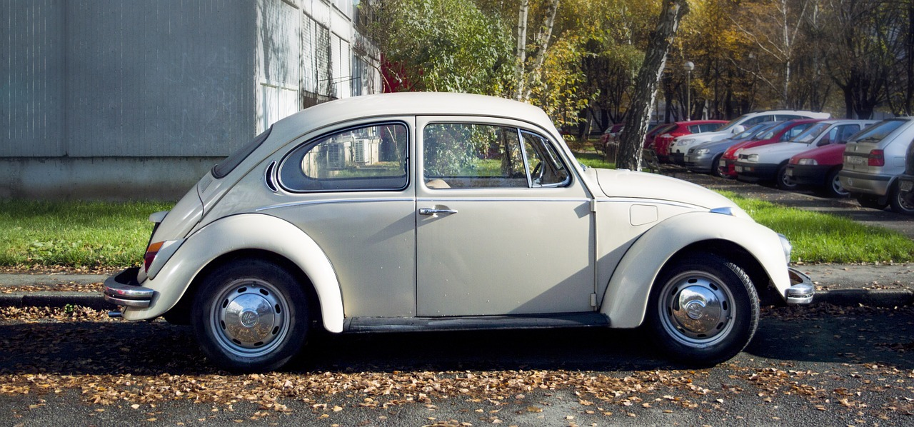 White Beetle in Bronx, New York | Kids Car Donations