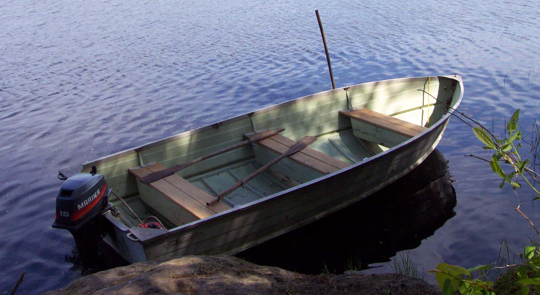 Aluminum Boat | Kids Car Donations