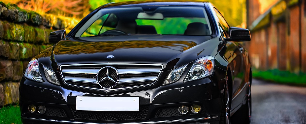 Black Mercedes in Gilbert, Arizona   Kids Car Donations