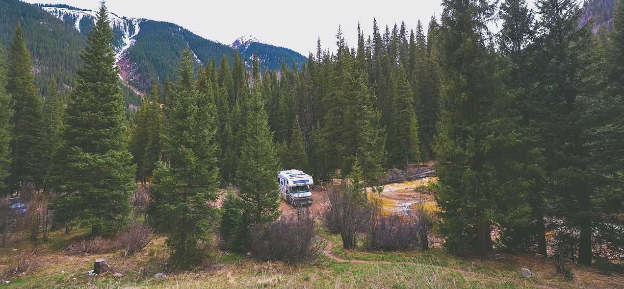 Camper on a Road Trip | Kids Car Donations