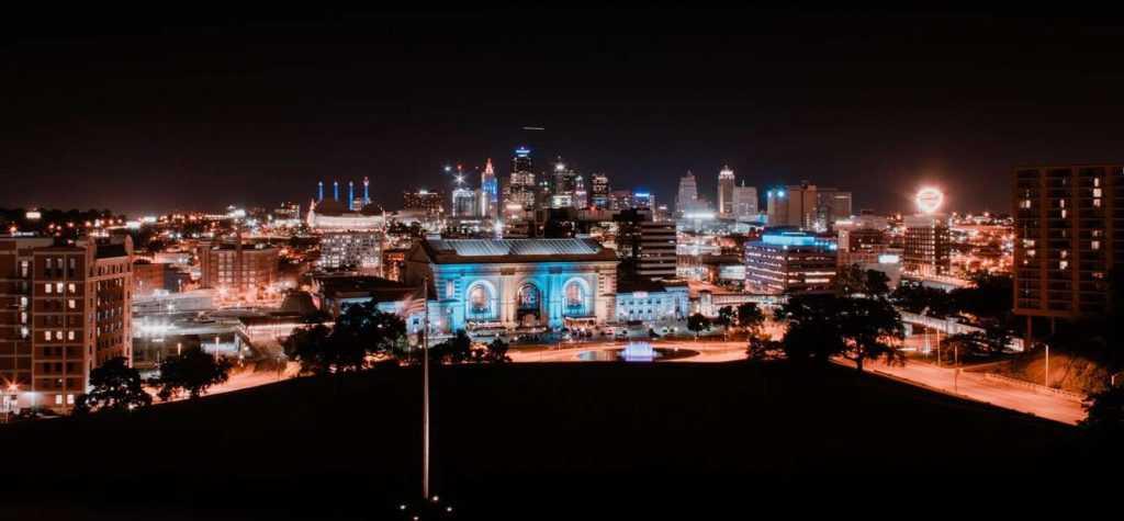City Lights in Kansas City, Missouri | Kids Car Donations