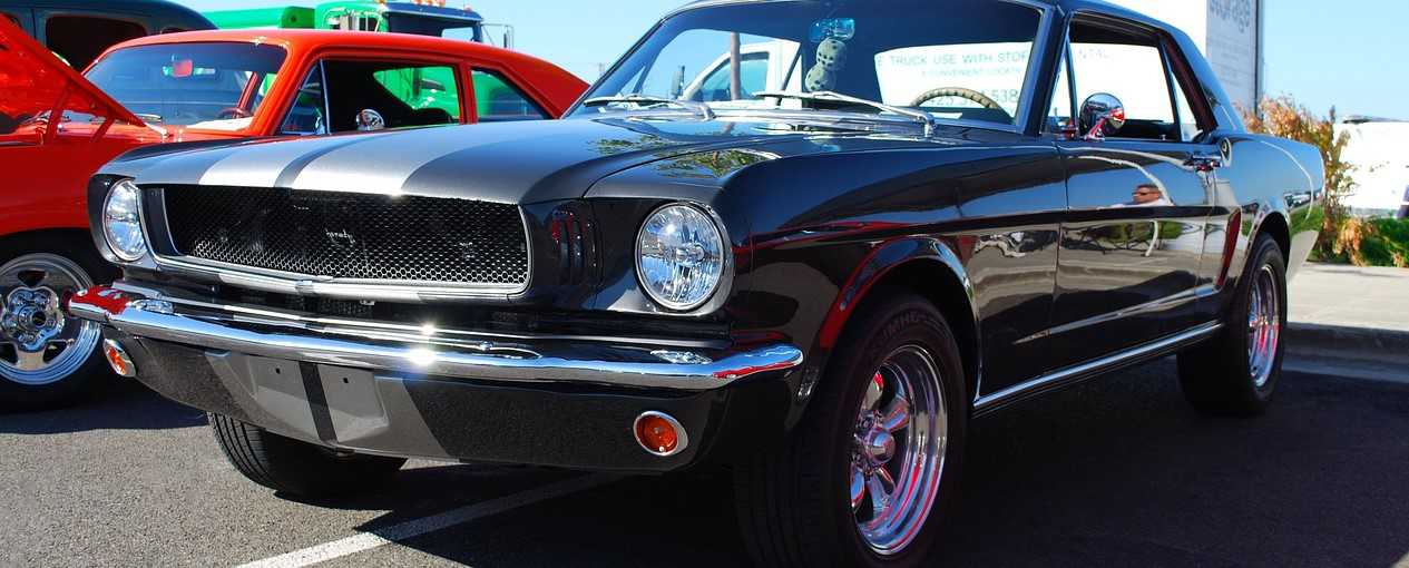 Classic 1965 Mustang | Kids Car Donations
