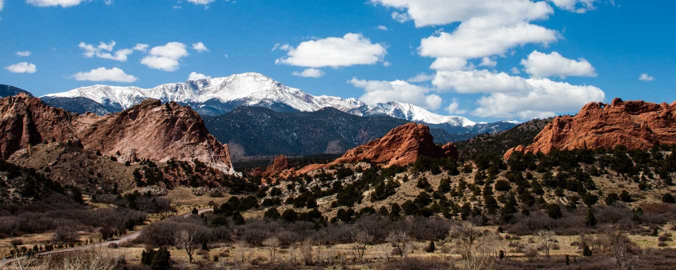 Mountains of Colorado Springs | Kids Car Donations