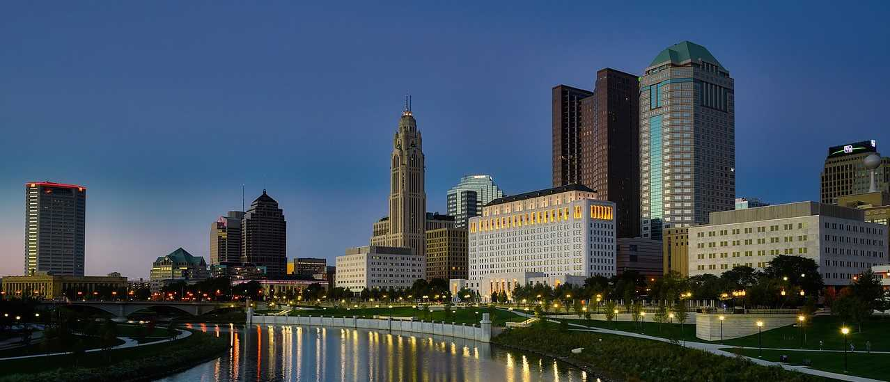 Columbus, Ohio Skyline   Kids Car Donations