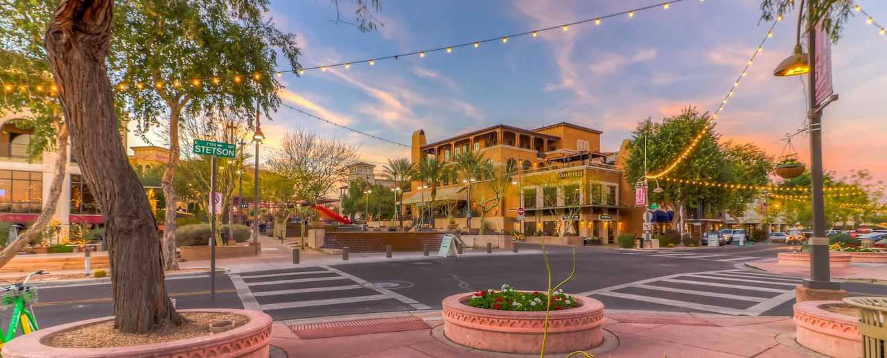 Downtown Scottsdale, Arizona | Kids Car Donations