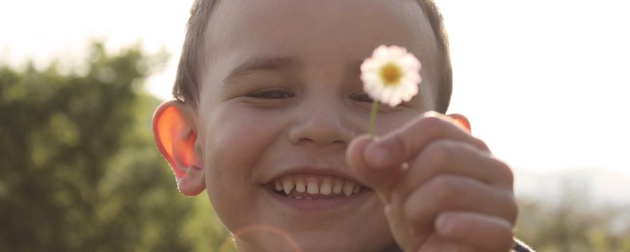 Happy Kid in Staten Island   Kids Car Donations