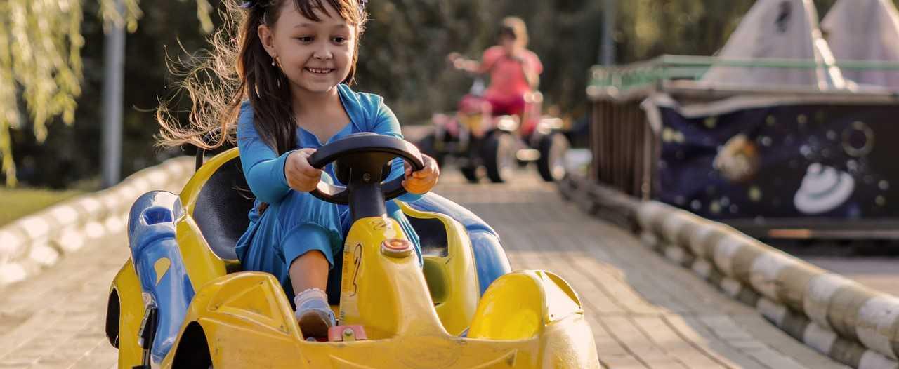 Kid Having Fun in Aurora, Illinois | Kids Car Donations