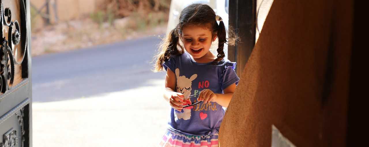 Little Girl in Corpus Christi, Texas | Kids Car Donations